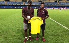 LaLiga: 'Keep watching LaLiga', Peter Okoye urges Nigerians