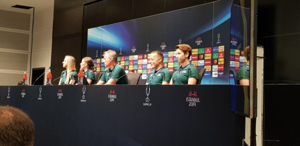 UEFA Super Cup: Frappart not under pressure to be flawless
