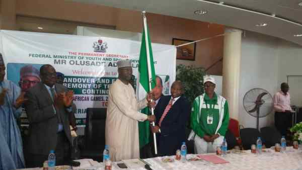 2019 All Africa Games: Buhari wants clean win for Nigerian Team