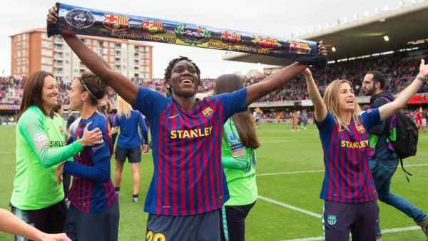 UWCL: Oshoala stars in Juventus win