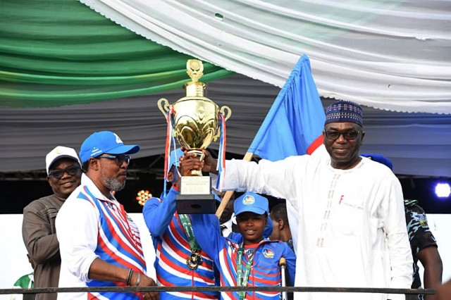 National Youth Games: Delta State win 5th consecutive title