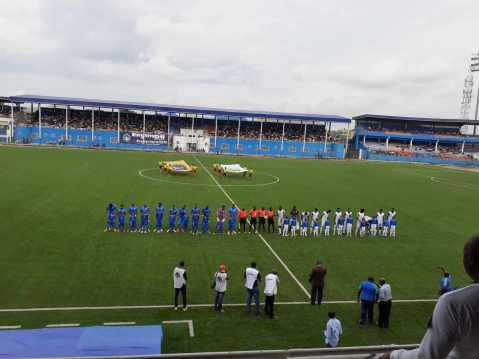 CAFCL/CC: Enyimba, Rangers left with hanging hope