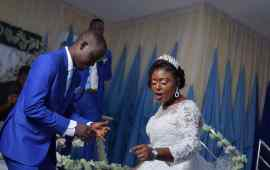 CFW Fisayo Dairo marries Chiamaka Chukwu