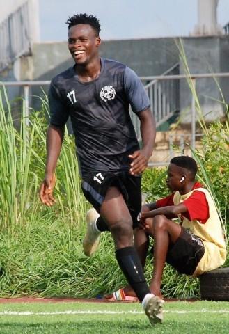 Rangers new sensation Ibrahim Olawoyin primed to reign
