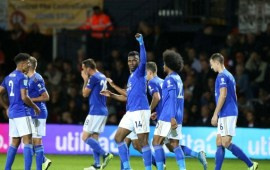 Carabao Cup: Davies hails Iheanacho scoring display