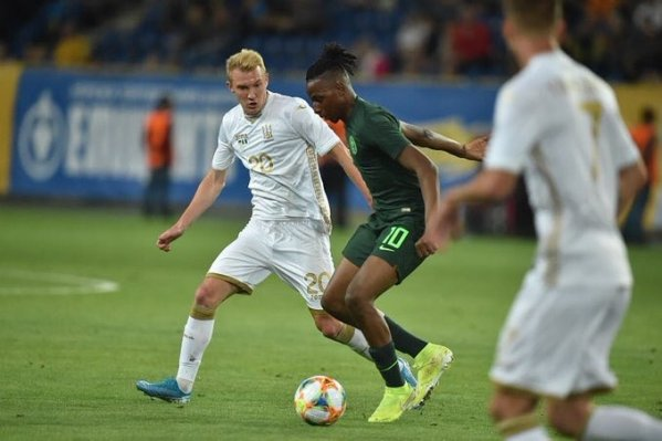 Super Eagles: Joe Aribo happy with 'special' day