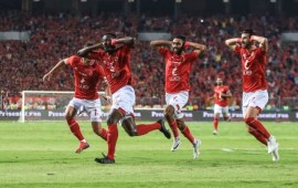 Junior Ajayi double inspires Ahly to Super Cup win