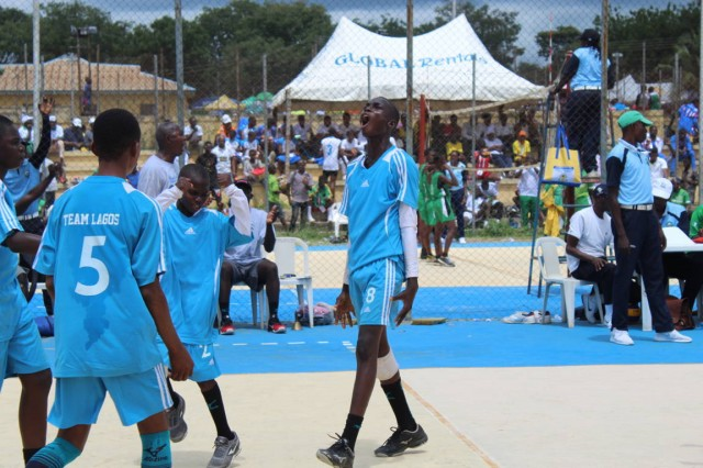 National Youth Games: Delta state take early lead