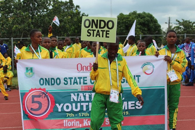 NYG: Ondo athletes and coaches not paid in Ilorin
