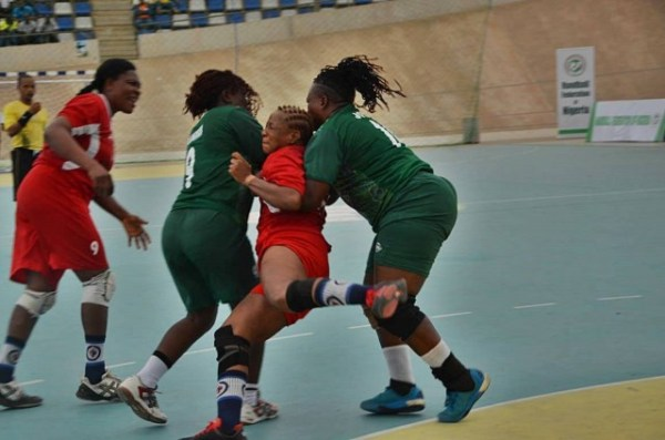Joyce Mafwil ready to crush all at Handball League