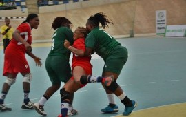 Joyce Mafwil ready to crush all at Handball League
