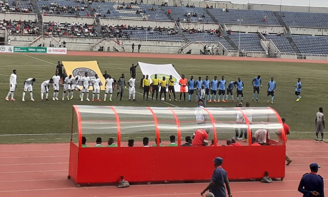 CAFCC: Rangers survive AS Pelican scare to progress