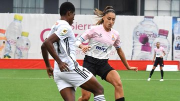 Super Falcons: Okeke stars in Madrid derby win