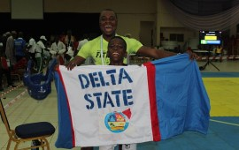 National Youth Games: Delta state tops in Taekwondo