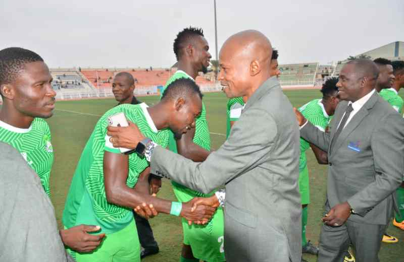 Ahlan Cup: Nasarawa United beat El-Kanemi to lift trophy