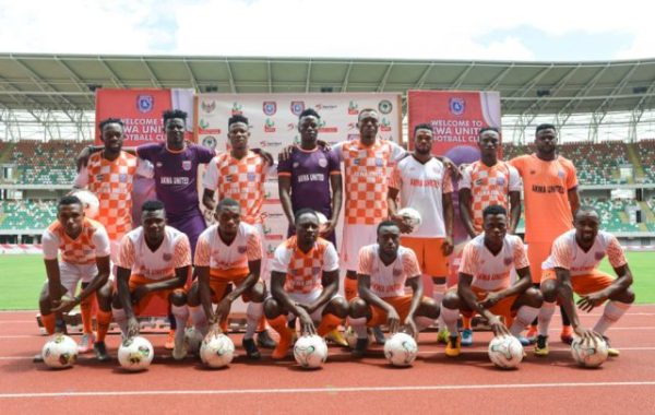 NPFL: Akwa United unveil 15 new players for 2019/20 season