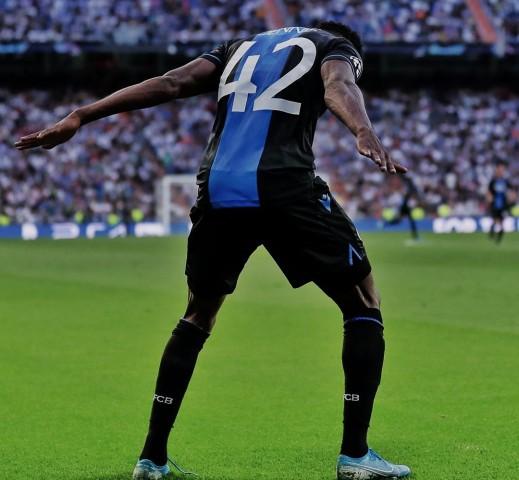 Dennis: Why I celebrated like Ronaldo at the Bernabeu