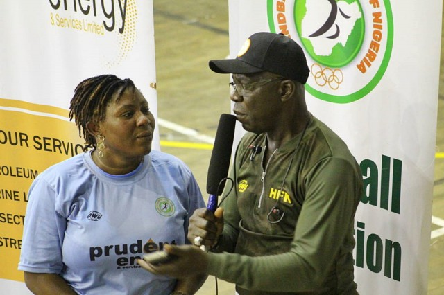 Olubukola Duru: I am proud of my players