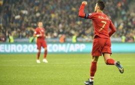 Euro 2020: Ronaldo scores 700th career goal as Ukraine qualify