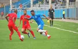 TotalCAFCC: Debutant Dayo Ojo happy with Enyimba win