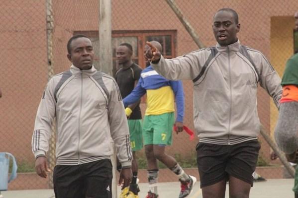 Ghana referees for Prudent Energy Handball League