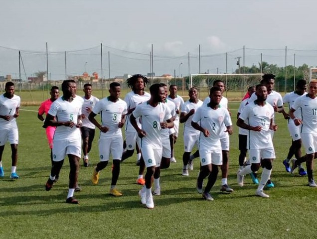 WAFU Cup: Nigeria face Cape Verde in redemption match