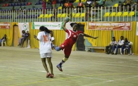 Handball: Okoro powers Imo Grasshoppers to a fourth win