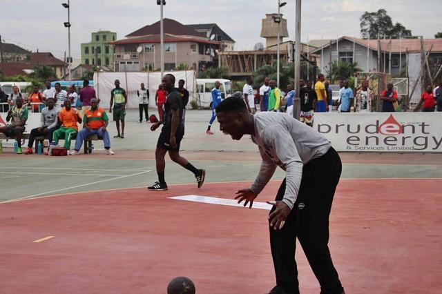 Handball: Solomon Agbaji promises to always give his best