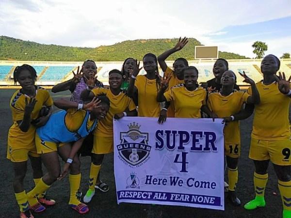 NWPL Super 4 set to hold in Lagos