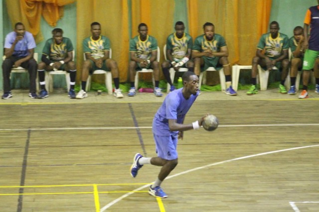 Aliyu Aminu to Pillars: Forget about the title