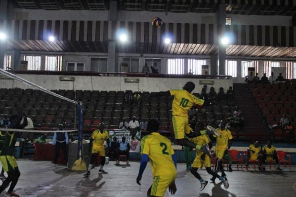 Volleyball: Nigeria Correction Service continue unbeaten run