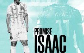Nigeria Olympic Silver medallist Promise Isaac is dead
