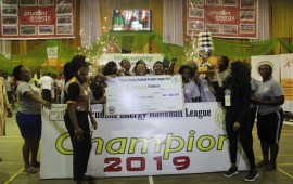2019 Prudent Energy Handball: New champions emerge