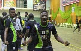 Handball: Hakeem Salami destroys Safety Shooters