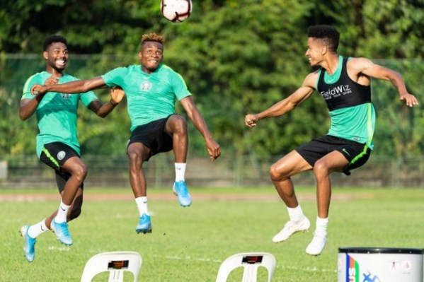 Rohr: Brazil game will show our level of progress