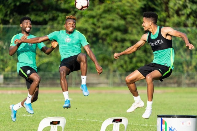 AFCON2021Q: Rohr recalls Akpeyi, Musa for Benin