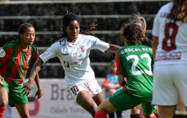 Super Falcons duo Uchendu, Oshoala amongst the goals