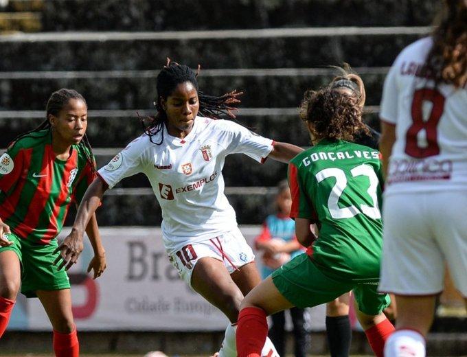 Super Falcons duo Uchendu, Oshoala amongst the goals