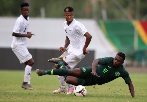 WAFU Cup: Nigeria crash out after defeat to Cape Verde
