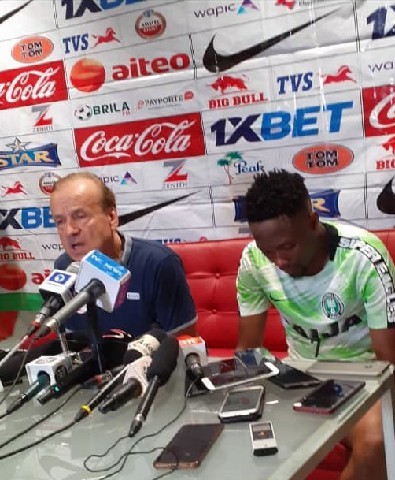 AFCON2021Q: Rohr hails captain Musa for professionalism