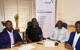 NPFL: Eunisell extends Rivers United sponsorship deal