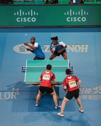 ITTF Team World Cup: Nigeria, Egypt bow out