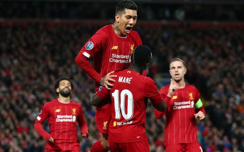 Timing is everything for relentless Liverpool FC