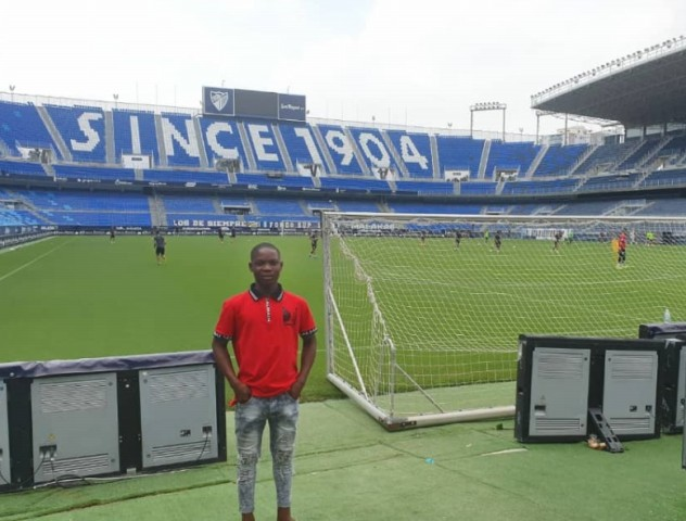 NPFL/LaLiga U15: 2019 MVP Peter Joel returns from Spain