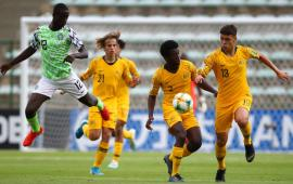 U17WC: Australia beat wasteful Eaglets in Brasilia