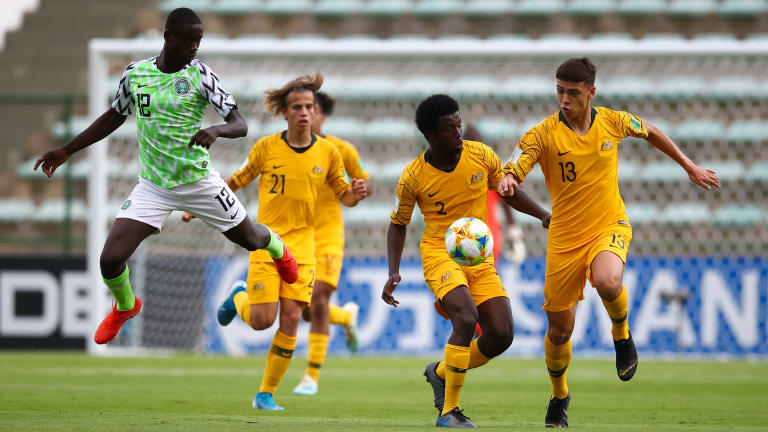 U17WC: Australia beat wasteful Eaglets in Brasilia