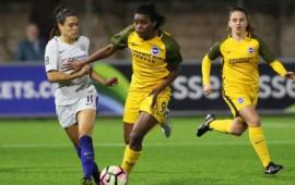 Super Falcons: Ini Umotong on target for Brighton