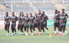 NPFL: Pillars go goal crazy, Akwa Utd win at last