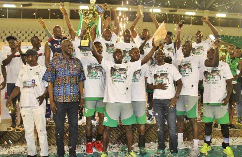 Customs, NSCDC Emerges 2019 National Volleyball Premier League Champions