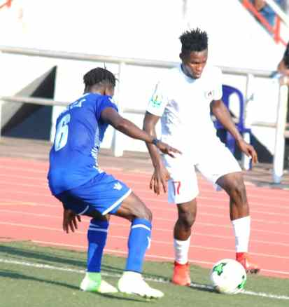 TotalCAFCC: Rangers Olawoyin confident of ending bad run